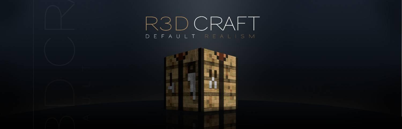 [1.5.2/1.5.1] [32x] R3D.CRAFT Текстур Пак Скачать