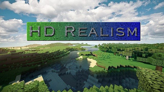 [1.5.2/1.5.1] [64x] HD Realism Текстур Пак Скачать